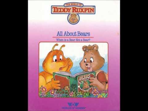 Teddy Ruxpin: Teddy Bear