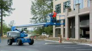 Product Demo: Genie S™-80 and S-85 Telescopic Booms - ANSI