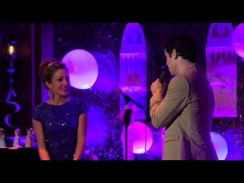 """Adam Jacobs with Laura Osnes - """"Let Me Be Your Wings"""" (The Broadway Princess Party)"""