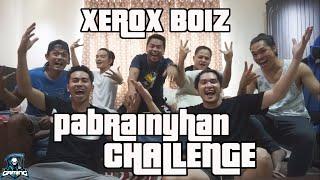 PA-BRAINYHAN CHALLENGE   XEROX BOIZ