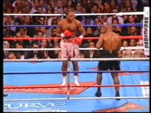 Lennox Lewis vs Mike Tyson BBC Coverage Full Fight , please send me $1