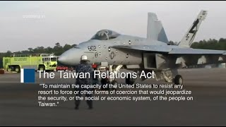Changing Relations Between China, Taiwan, and the U.S.