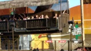 La carreta desbocada - Parque de la Costa
