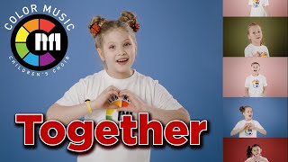 Sia - Together | Cover by COLOR MUSIC Children's Choir