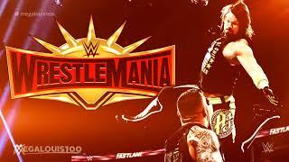 "AJ Styles Vs. Randy Orton Wrestlemania 35 Promo Theme Song - ""Keep Your Eyes on Me"" + download link"
