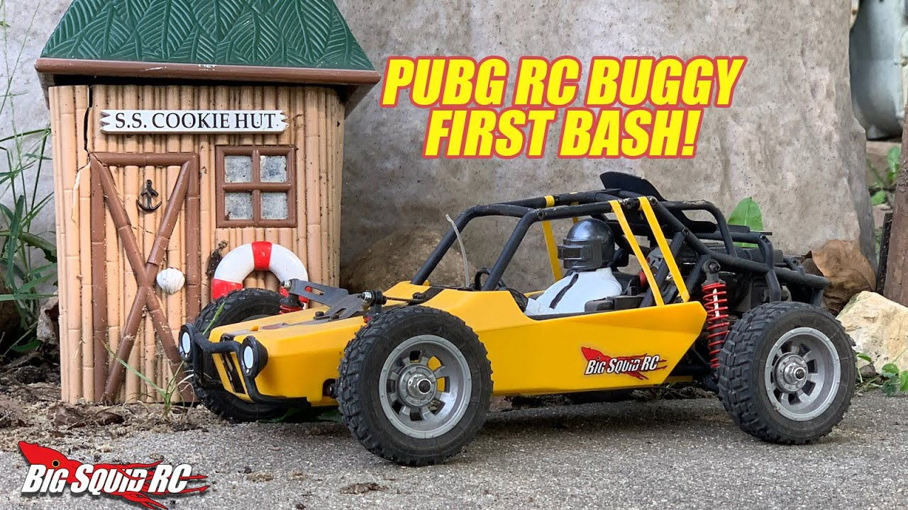 Download PUBG Buggy First Bash Video