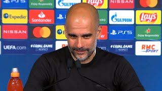 PSG 1-2 Man City - Pep Guardiola - Post-Match Press Conference - Champions League Semi-Final