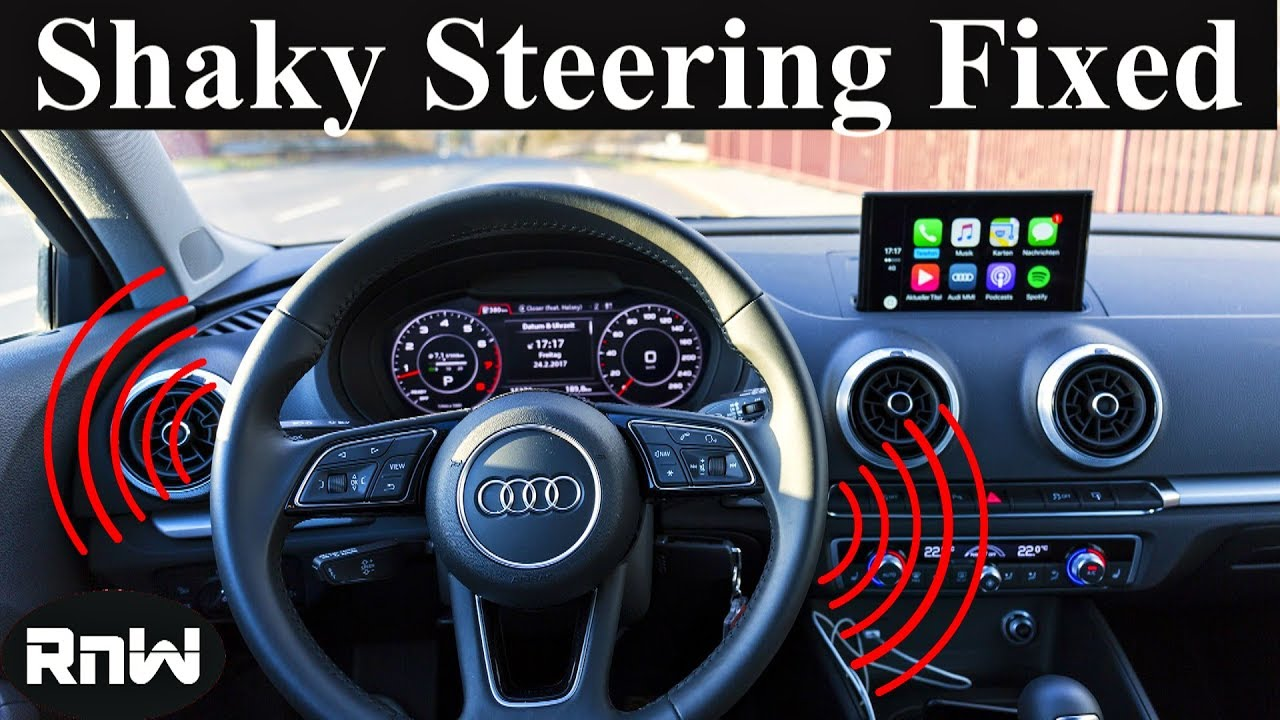 Steering Wheel Shakes While Driving >> How To Diagnose Steering Wheel And Car Vibration And Shaking