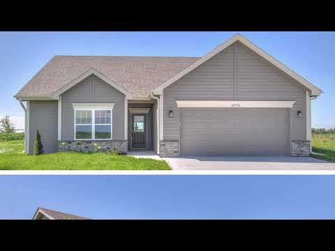 New Homes from Sale in Fremont Nebraska