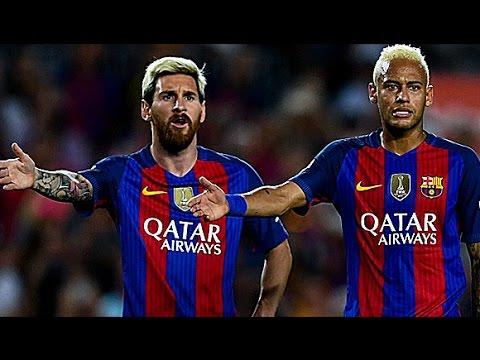 Lionel Messi & Neymar Jr - WE RISE | HD