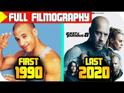 Vin Diesel MOVIES List ᴴᴰ ? [From 1994 to 2020], Vin Diesel 2018 FILMS | Filmography