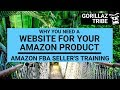 4 Reasons Why You Need a Website for your Amazon Private Label Product