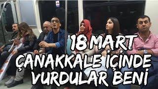 Emin Karadayı - Çanakkale Türküsü ( Çanakkale İçinde Vurdular Beni - Metro Performans)
