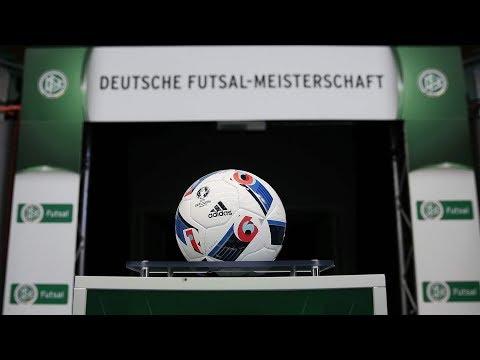 Futsal-DM: VfL 05 Hohenstein-Ernstthal vs. Futsal Panthers Köln