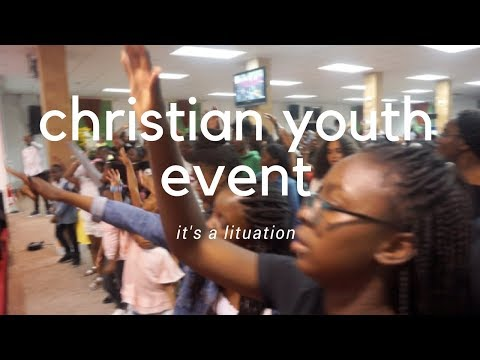 GRIME IN CHURCH? | YOUTH CHRISTIAN CONFERENCE FT FAITH CHILD, CALLED OUT MUSIC, BECCA FOLKES & OLAN