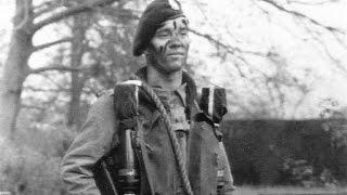 Fred Walker World War Two British No. 3 Commando