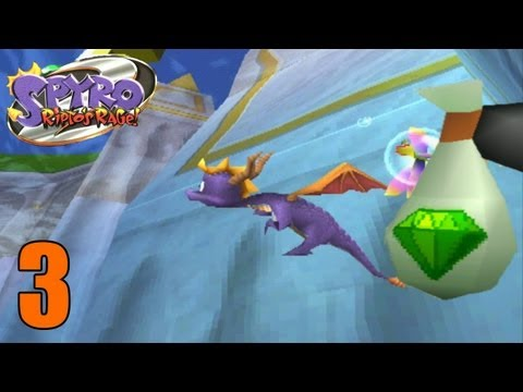 Spyro 2: Ripto's Rage! - Ep. 3 - Swimming for a deep price