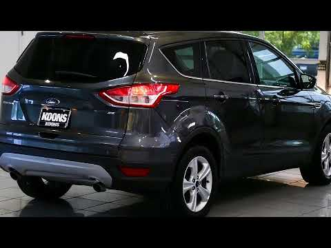 2016 Ford Escape Se In White Marsh Md 21162