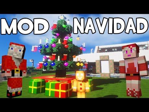 mod navidad minecraft spirit of christmas - Christmas Minecraft Videos