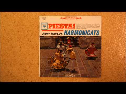 Jerry Murad´s Harmonicats  Mexican Hat Dance