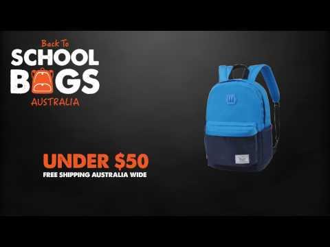 Back to School Bags Australia