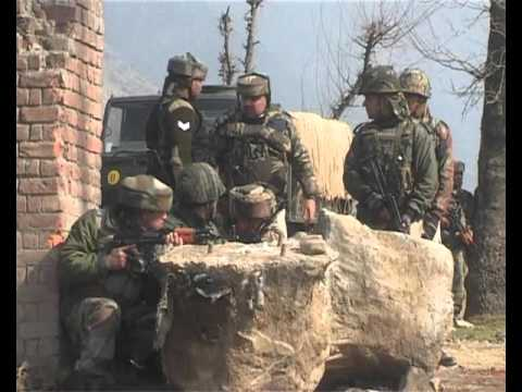 gunfight in edi pampore kashmir feb ;2016 ,kashmir headlines arshid mir