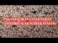 Pakan Racikan Untuk Lovebird Agar Ngekek Panjang  Mp3 - Mp4 Download