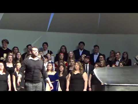 Combined Choirs-Marshall University School of Music Songs of Love and Light