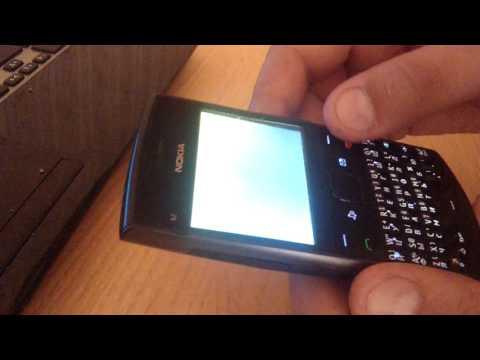 SOLUSI NOKIA X2-01 auto off dan LCD BLANK PUTIH.