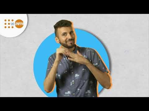Journée Mondiale de la Population 2020-langage des signes
