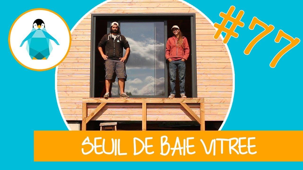 Seuil De Baie Vitrée Sur Dalle Bois Lpmdp 77