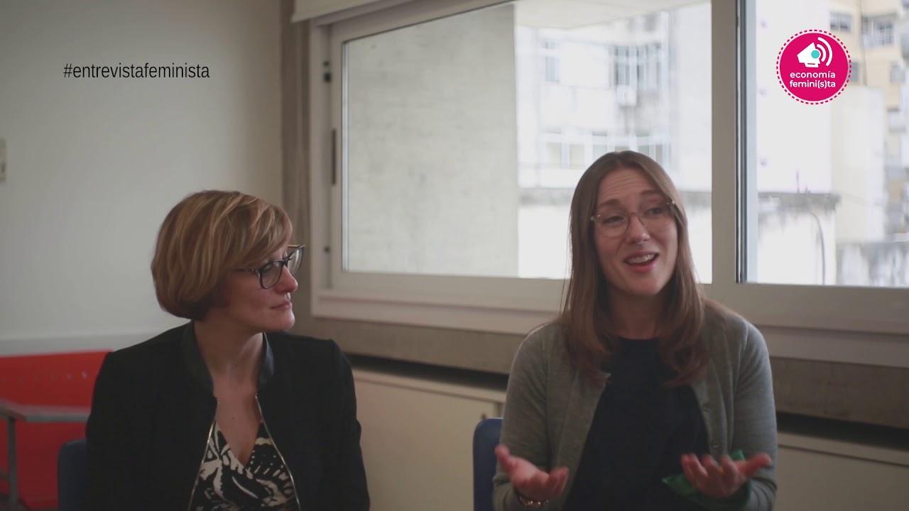 Entrevista a Cinzia Arruzza y Heather Boushey
