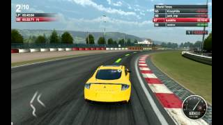 Auto Club Revolution (ACR) Free Online PC game