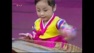 [Kayagum] Yun Ye Kyeong (1) {DPRK Music}