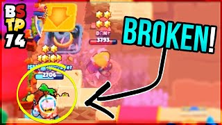 CORNER CHEESE for EASY WIN STRATEGY! Top Plays in Brawl Stars #74