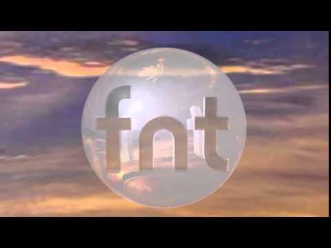 Vinheta Rede FNT Pós-Programas 1# - FNT De Vidro  TV Fictícia