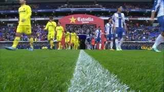 Debut de Bailly como titular con el RCD Espanyol