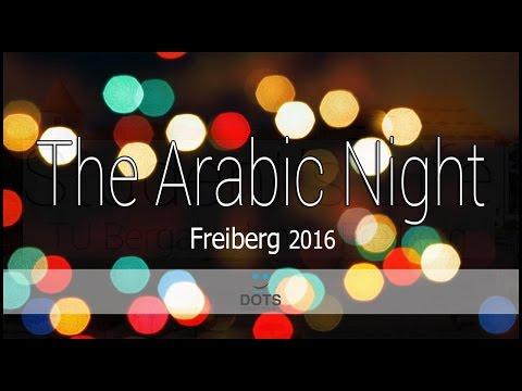 The Arabic Night, Freiberg 2016