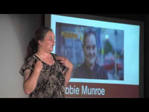 To work with youth I had to stop being a Youth Worker | Debbie Munroe | TEDxManukau