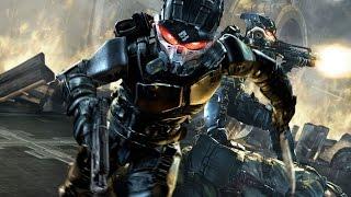 """Решающая битва землян с инопланетными захватчиками. Фантастический игровой фильм """"Killzone 2"""""""