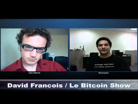 Le Bitcoin Show - Premier Episode 001