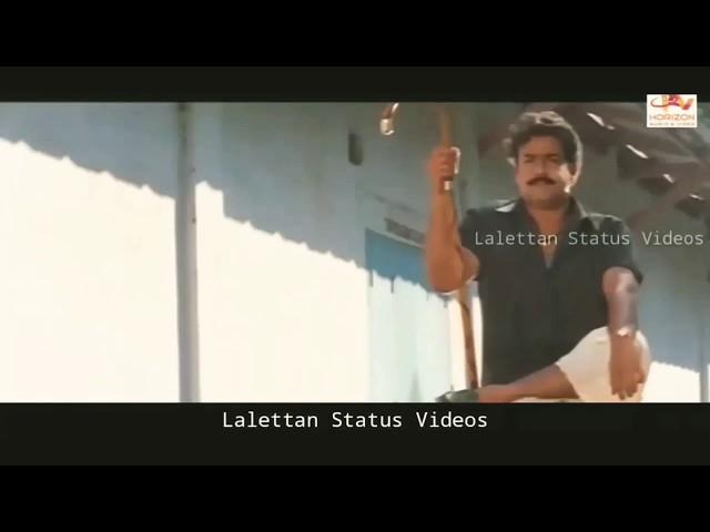Mohanlal Mass ????????Whatsapp Status???????? | Lalettan Status Videos