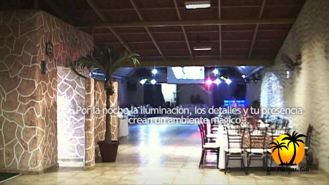 Las Palmas Gdl Salón Para Eventos Guadalajara