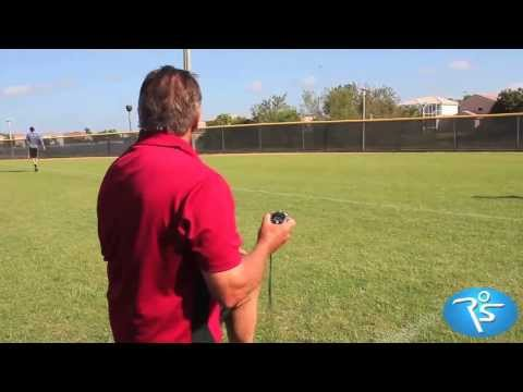 Baseball Speed with Randy Smythe: Speed Drills