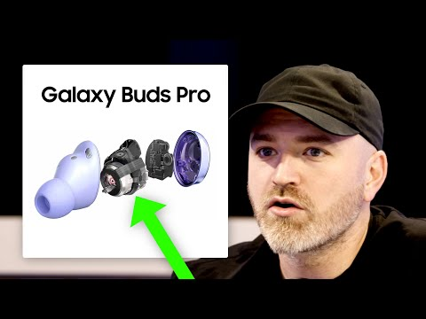 Galaxy Buds Pro have some Killer Features...