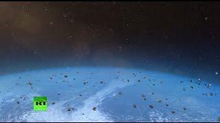 МКС удалось избежать опасного столкновения с космическим мусором(27 сентября Международная космическая станция выполнила успешный маневр, который позволил ей уклониться..., 2015-09-28T15:29:55.000Z)