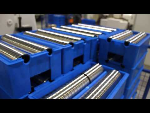 Promo video about Baltic Bearing Company