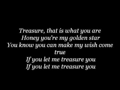 Bruno Mars Treasure Lyrics - lyricsowl.com