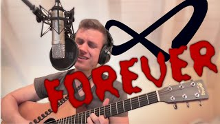 Papa Roach - Forever Acoustic (Cover by Johannes Burghart)