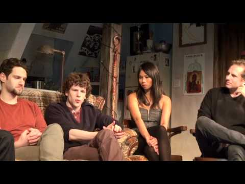 BWW TV EXCLUSIVE: Jesse Eisenberg, Justin Bartha & More on ASUNCION and Blockbusters